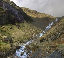 Coppermines Waterfalls....Levers Falls 2 by VoluntaryRanger