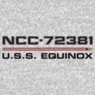 ST Registry Series - Equinox Logo by Christopher Bunye