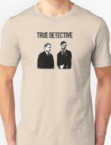 True Detective - Cohle and Hart T-Shirt