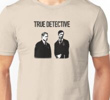 True Detective - Cohle and Hart Unisex T-Shirt