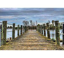Portugal Tagus River Afluent Photographic Print