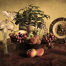 Vintage Still life  by Irene  Burdell