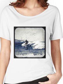 Surfer T shirt Women's Relaxed Fit T-Shirt