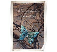 Merry Christmas - Son In Heaven Poster