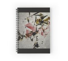 prismatic seed mix Spiral Notebook