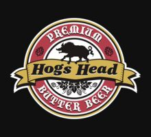 Hogs Head Butter Beer by DetourShirts