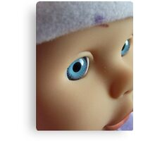 Living Doll! Canvas Print