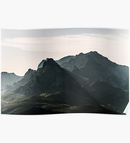 Back to the mountains Poster