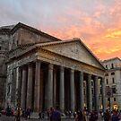 The Pantheon by Brendan Buckley