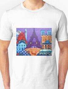Wonders of Paris Unisex T-Shirt