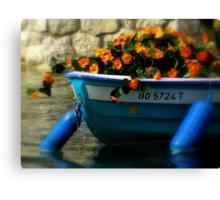 Floating Garden ~ Part Four Canvas Print