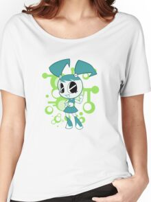 Teenage Robot Women's Relaxed Fit T-Shirt