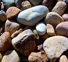 Outback Pebbles by Willy06