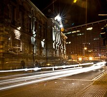 The City Lights by Chris Cardwell