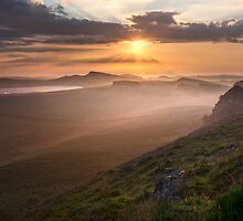 Northumberland Dawn by Chris McIlreavy