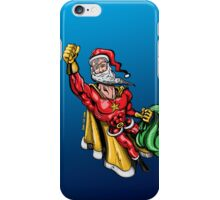 Super Santa Claus iPhone Case/Skin