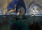 Glass Fantasy by Benedikt Amrhein