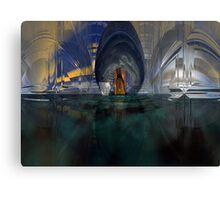 Glass Fantasy Canvas Print