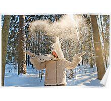 Winters joy Poster