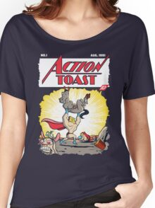 Action Toast Women's Relaxed Fit T-Shirt