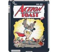 Action Toast iPad Case/Skin