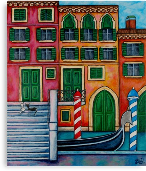 Colours of Venice by LisaLorenz