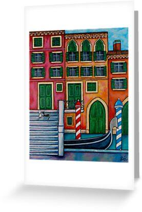 Colours of Venice by LisaLorenz