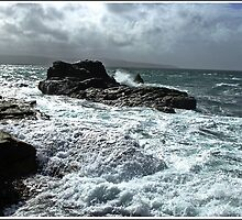 Cornish Storms by Malcolm Chant