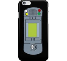 Old videogames iPhone Case/Skin