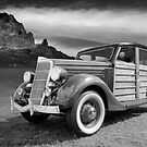 Riding with Ansel Adams by flyrod