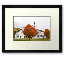 Washington New Hampshire Framed Print