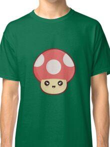 Kawaii Mushroom Classic T-Shirt