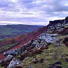 Curbar Gap, Derbyshire -2 by PhotogeniquE IPA