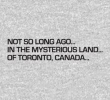 Mysterious Land Of Toronto, Canada by PoleonPole