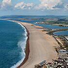 Chesil Beach by Yampimon