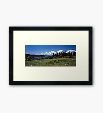 Hirtles Beach Framed Print
