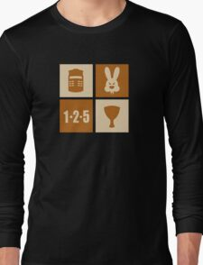 ICONIC GRAIL Long Sleeve T-Shirt