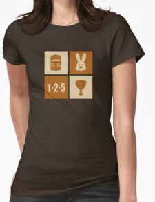 ICONIC GRAIL Womens Fitted T-Shirt