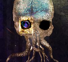 Skull of Cthulhu by AnarchicQ