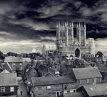 Lincoln Cathedral by Photogenix
