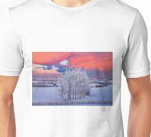Northern Ireland Sunset Unisex T-Shirt