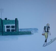 The gold has left green bay by Dan Wagner