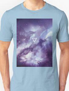 Geometric // Galaxy Unisex T-Shirt