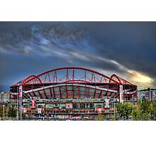 Benfica Stadium Photographic Print