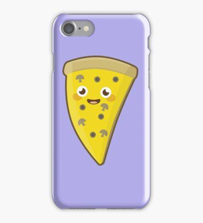 Kawaii Pizza iPhone Case/Skin