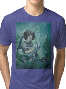 Underwater Dreaming  Tri-blend T-Shirt