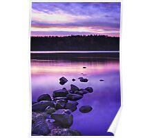 Swedish Sunset Poster