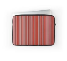 Many colorful stripe pattern in red on Laptop Sleeves by pASob-dESIGN | Redbubble
