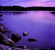 Swedish Sunset by Ryan Carter