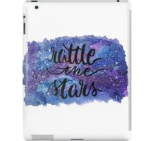 Rattle the Stars iPad Case/Skin